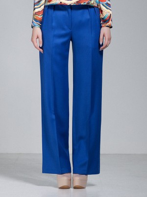 CHRISTINE WOOL TROUSER